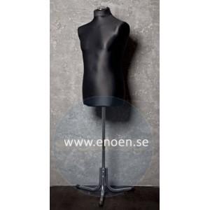 Skräddarbyst herr - frigolit  storlek 48-50 inkl stativ