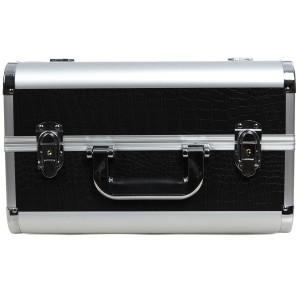 Beauty- transportbox sminkväska makeup för naglar/kosmetika mått 36,5 x 22 x 35 cm JBC229B