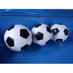"""Uppblåsbara fotboll """"Begär offert för bästa dags pris"""" 80 cm"""