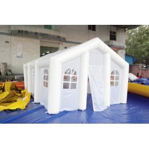 Uppblåsbara tält 20 m