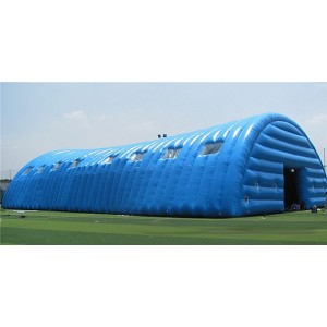 Uppblåsbara tält 10-50 m