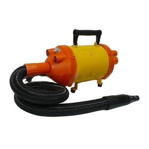 AC elektrisk luftpump 1800W för att blåsa upp och tömma uppblåsbara produkter m.m.