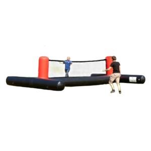 Uppblåsbara volleybollplan 7 m